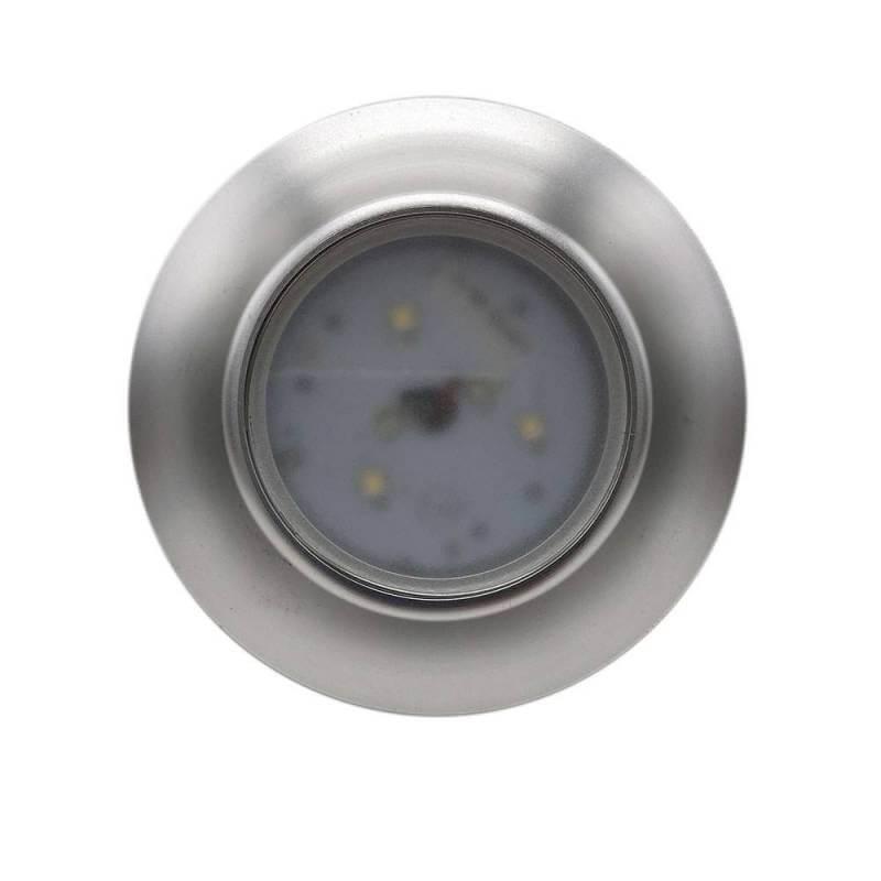 Faretto LED VULCANO - rotondo - 3,5 W - diametro 85 mm