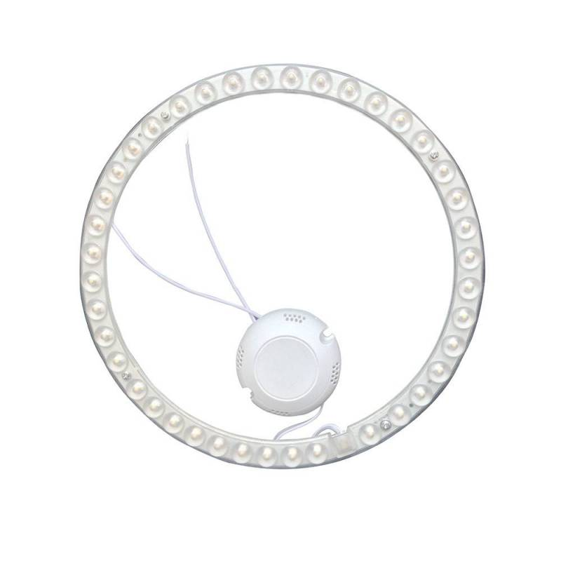 Circular LED magnetic module with hole 200-240 V - 20 W