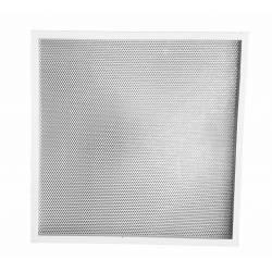 Plafoniera LED quadrata 240...