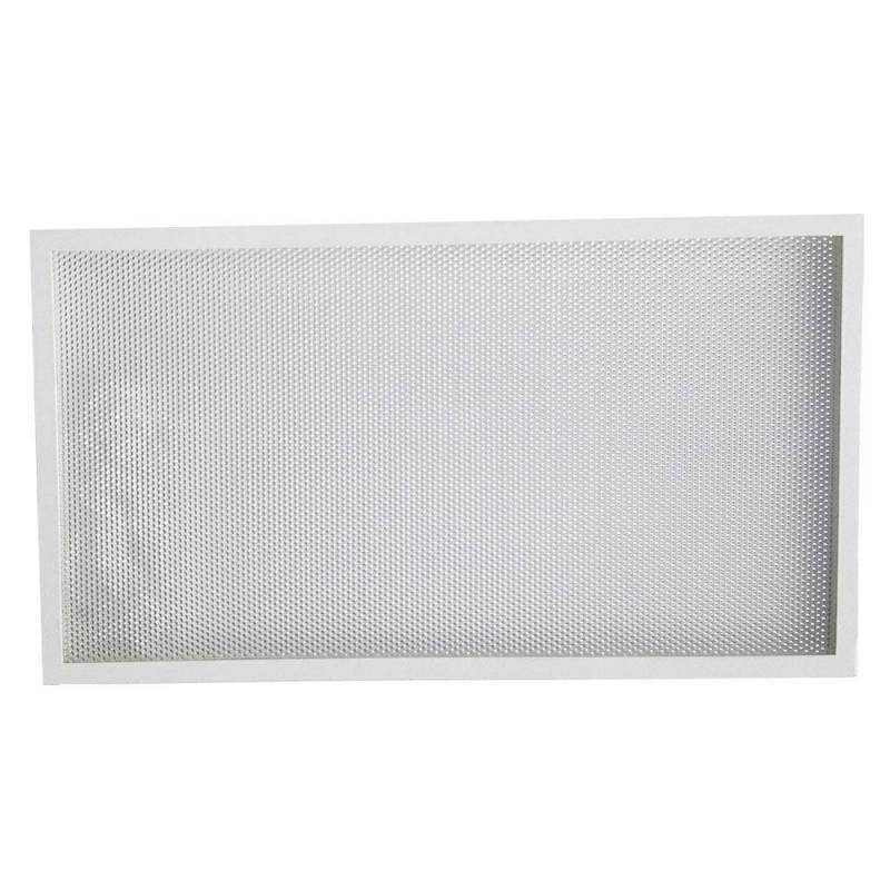 Rectangle LED Ceiling - 16 power led - 31x55x30cm - 18 W