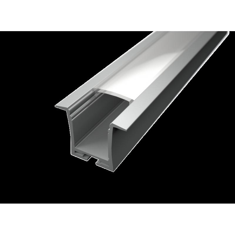 Profilo LED in alluminio NP205