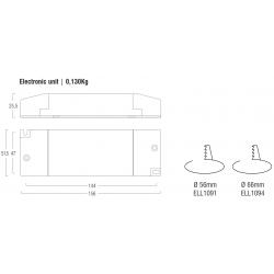LED Emergency Kit - ELL SERIES