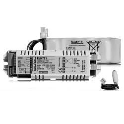Kit Emergenza LED ELH774 - Lampade Led 230V - GU10 - Autonomia 1h - 7,2 V - 4 Ah
