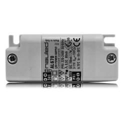 SERIE AL6 Alimentatore per LED - CC - 5,6/6/7,7 W