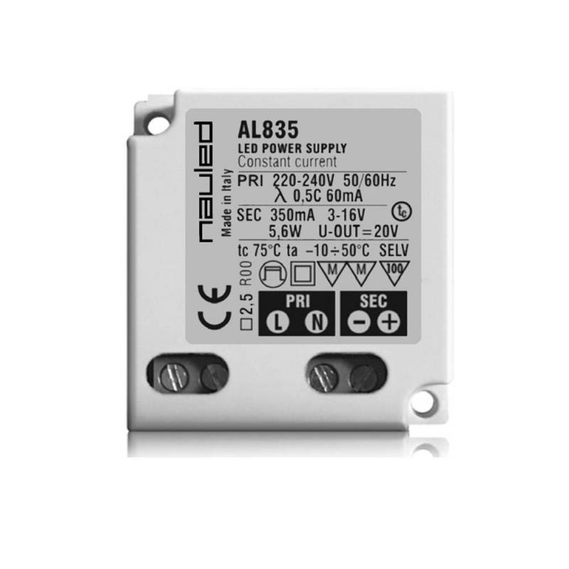 AL8 SERIES - LED power supply - CC - 5,6/6/7 W