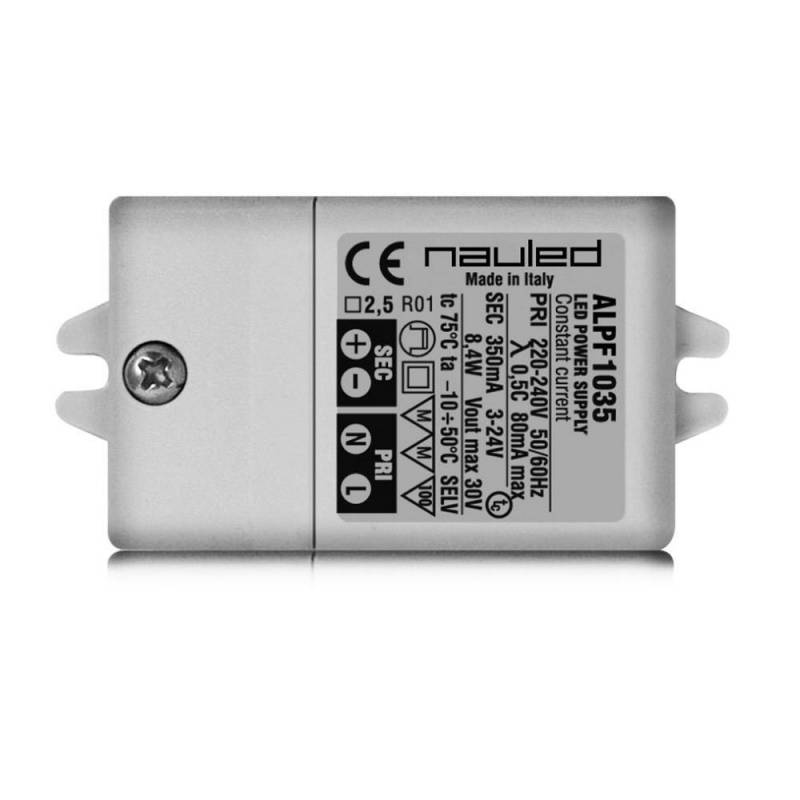 ALPF10 SERIES - LED power supply ON/OFF - CC - 10/13 W