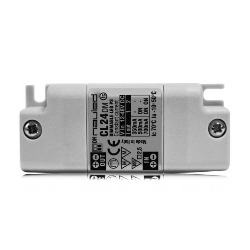 SERIE CL24DM Converter dimmable for LED multicurrent
