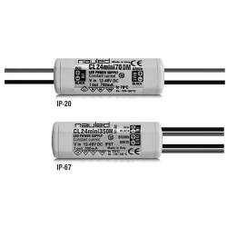 SERIE CL24mini DM Dimmable Converter for LED
