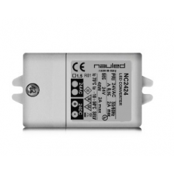 NC2424 Converter for LED - 24 VDC