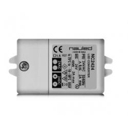 NC2424 Converter for LED - 24 VDC
