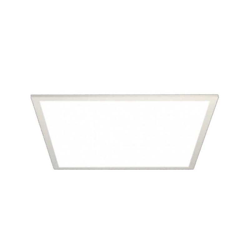Pannello LED quadrato da incasso ultrapiatto - 595x595 mm - 39W