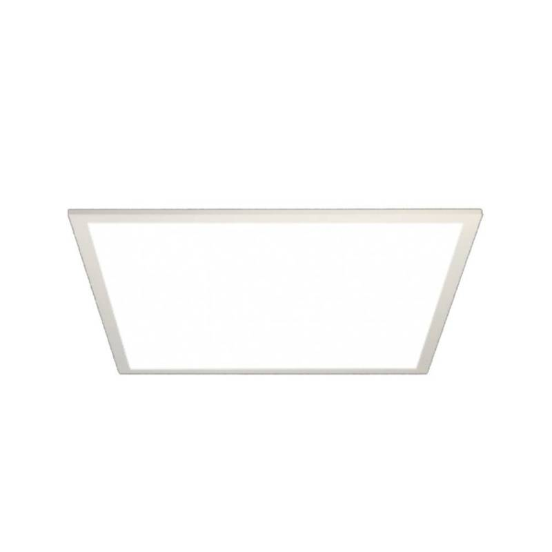 Square LED Recessed Panel ultra-flat - 595x595 mm - 39 W