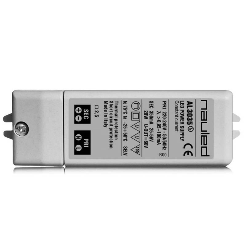 AL30 SERIES - LED power supply ON/OFF - CV 12/24/48 V - 24 o 29 W
