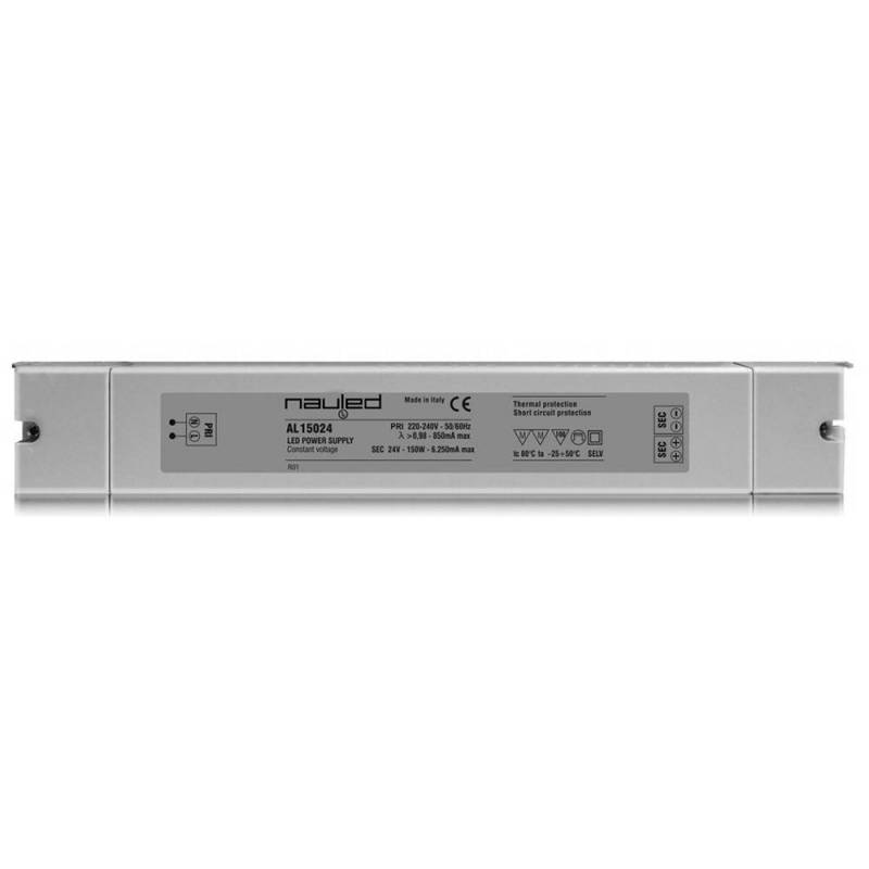 AL15024 LED power supply ON/OFF  - CV 24 V - 150 W