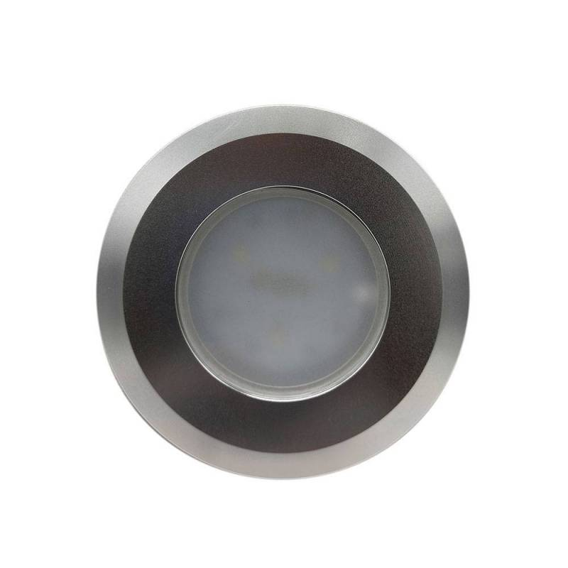 Recessed Round LED Spotlight - 3,5 W - 85 mm diameter
