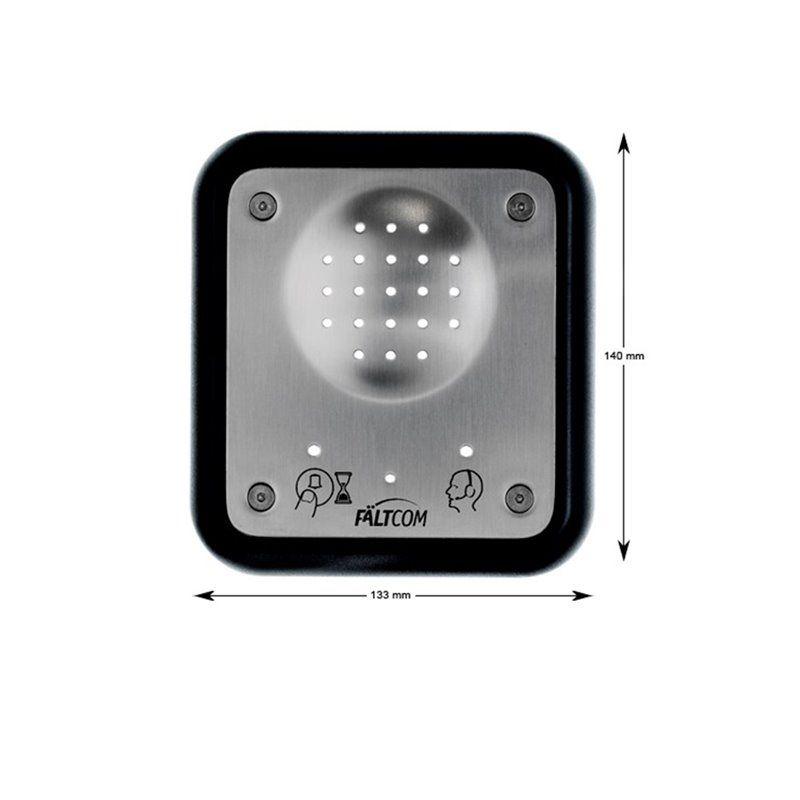 Emergency Telephone Faltcom ECII ® Flex + front kit