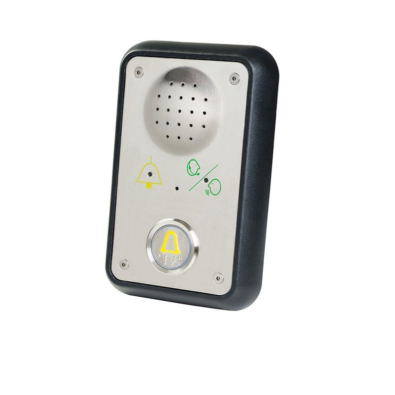 Emergency Telephone Faltcom ECII ® Flex ALBU ( integrated button)