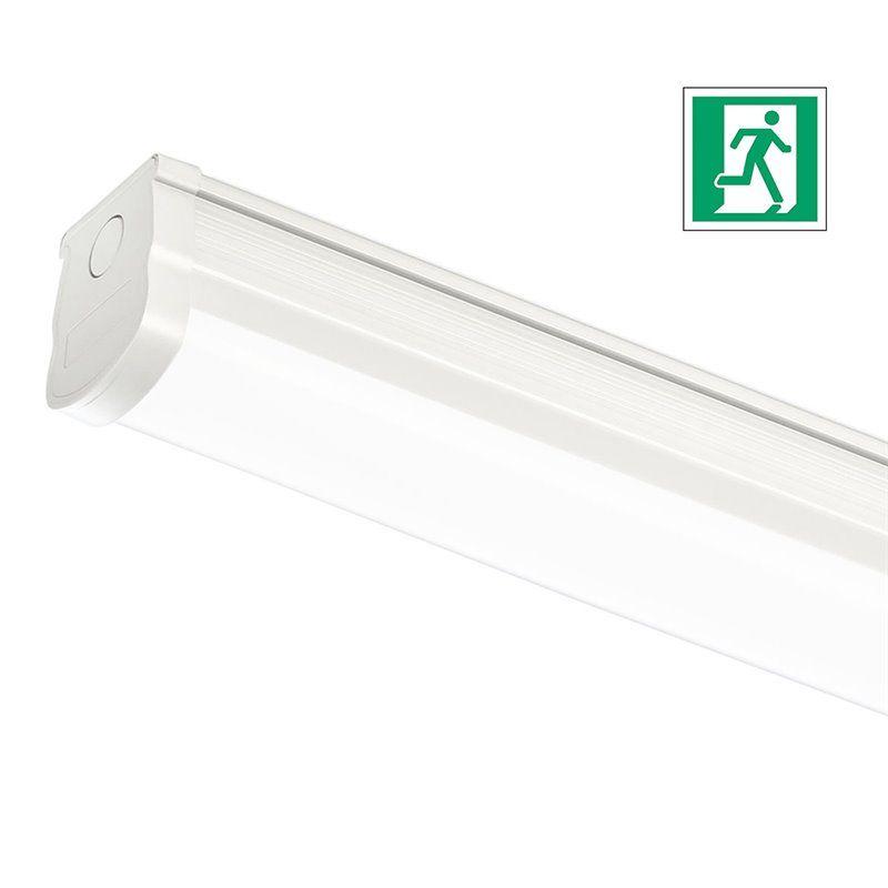 Lampada LED per locali macchina con EMERGENZA integrata - 36 W