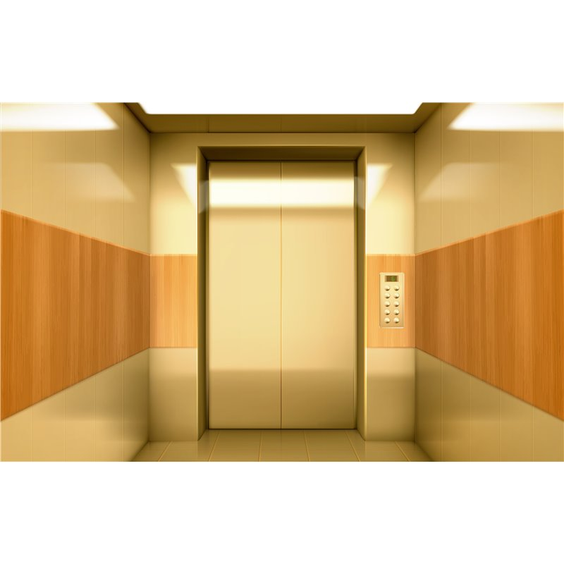 Lift Covering with LAMINATE material