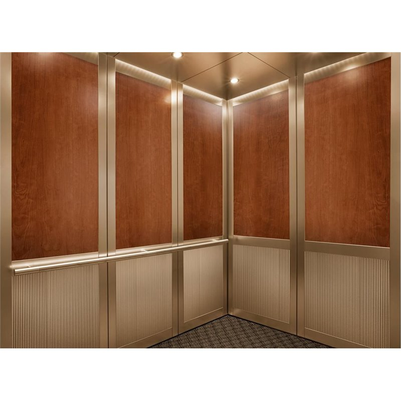 Lift Covering with LAMINATE material WOOD EFFECT