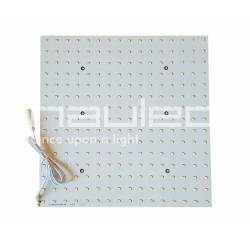 Square LED Plates for retrofit 240 Led - 27x27 cm - 4000°K (neutral White)