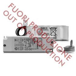 Kit Emergenza LED ELL1091 - Lampade Led 12V - GU5.3 - Autonomia 1h - 9,6 V - 1,6 Ah