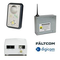 Telefono d'emergenza Faltcom per cabine ascensore