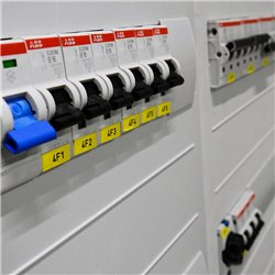 Electrical panels for lift and elevators
